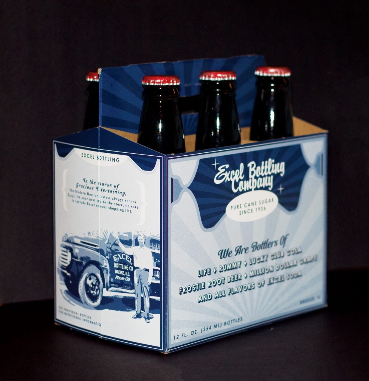 Excel Bottling 6 Pack