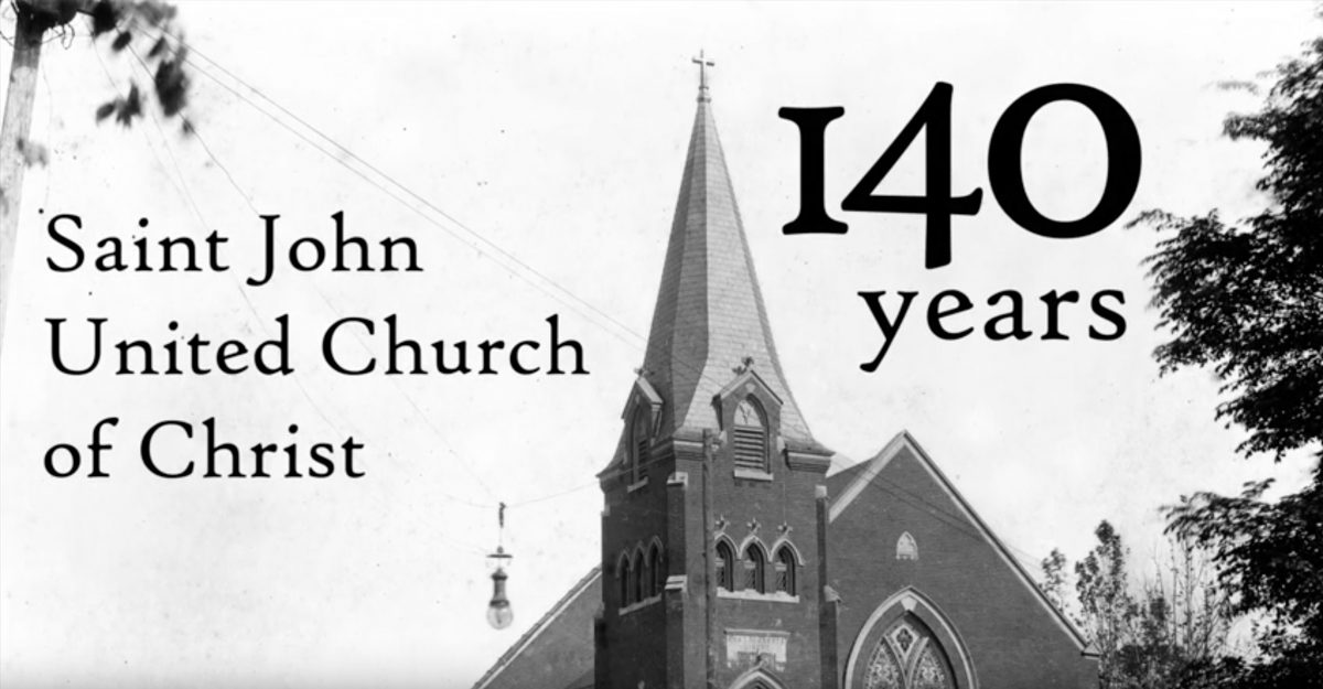 St John UCC 140th Anniversary Video