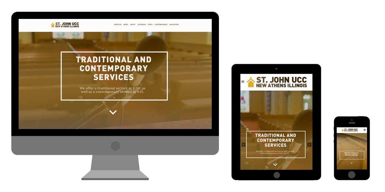 St. John UCC Website